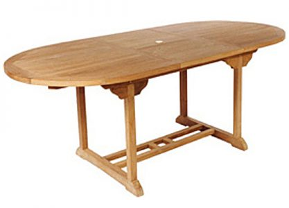 oval-extending-table