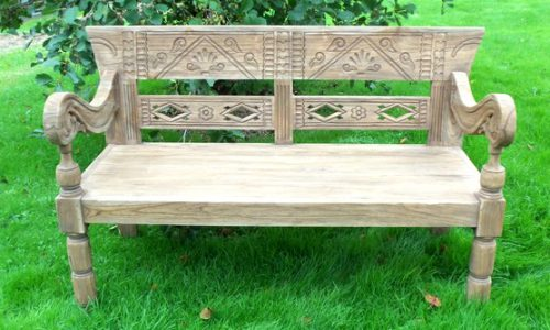 sabu-antique-bench